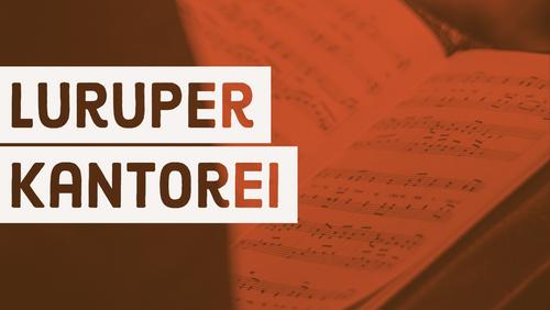 Luruper Kantorei unter neuer Leitung!