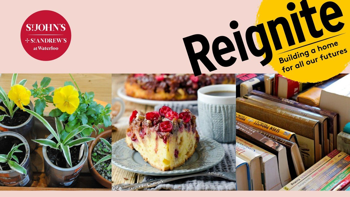 Table-top sale and coffee morning