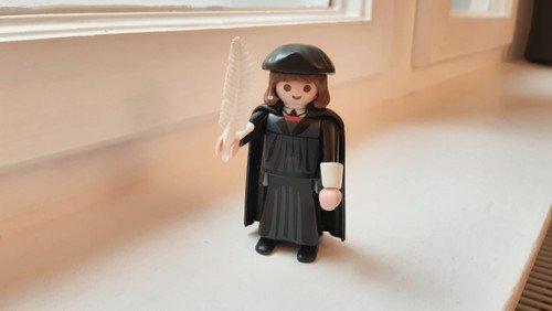 KinderBibelTag für Kinder und Eltern-   auf den Spuren Martin Luthers in Wittenberg