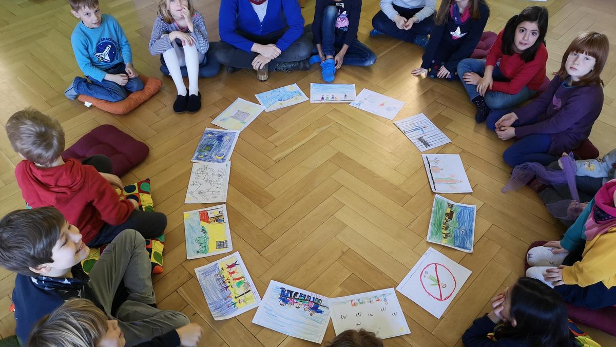 Erzähl-Werkstatt oder Winter-Ferienprogramm 2020!