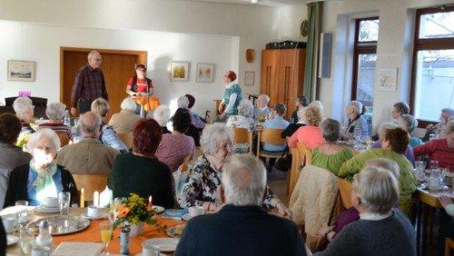 10 Jahre Seniorenkreis in Quettingen