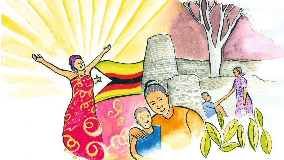Zu Gast in Simbabwe