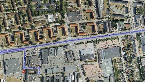 Kirke- og Kirkegårdskontorets midlertidige adresse: Odinsvej 13, 2600 Glostrup (telefon 4361 3311)