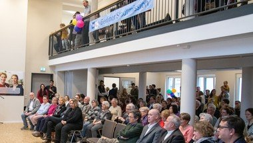 Berliner Stadtmission: Erstes Familienzentrum eröffnet