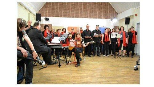 Gospelworkshop mit Matthias Orphal in Heinersdorf