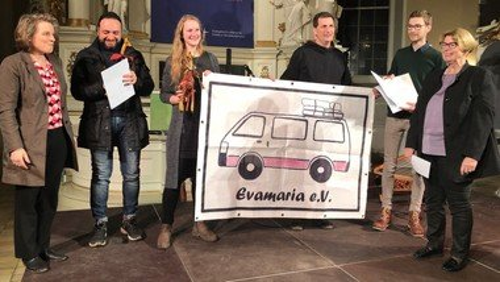 Verein Evamaria in Hamburg ausgezeichnet