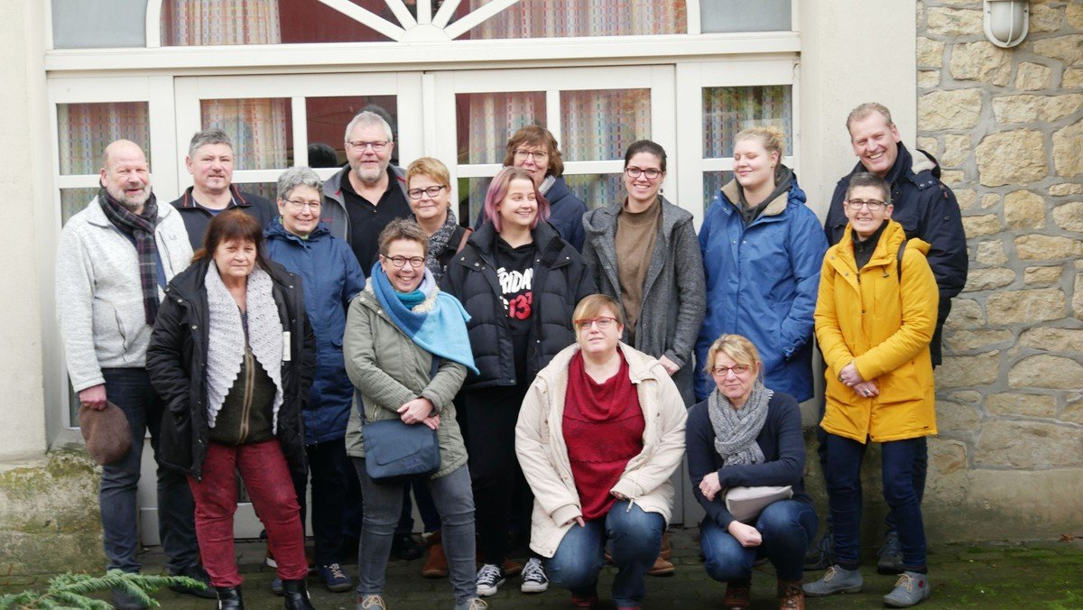 Mitarbeiter*innen-Wochenende des CVJM Nordhorn-Blanke