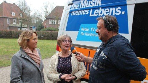NDR 1 überrascht Küsterin Ute Sawitzki