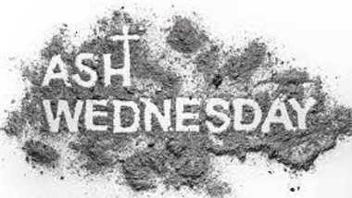 Sermon - 26th February, Ash Wednesday 2020