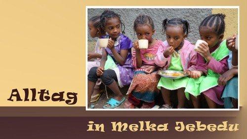 Dankeschön aus Äthiopien