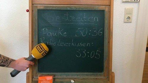 Radio Leverkusen besucht unseren Escape Room!