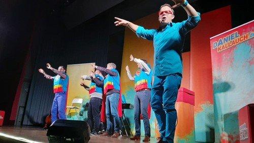 Daniel Kallauch Mitmachshow begeistert