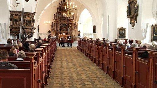 Kirken og corona