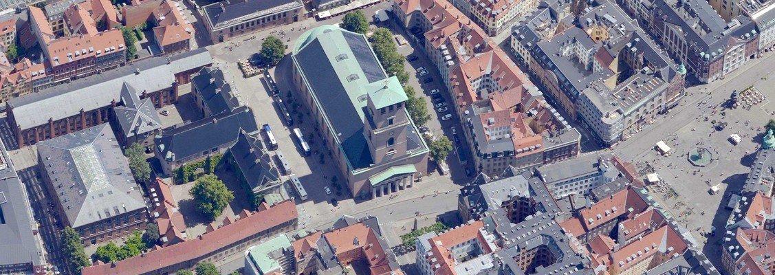 Vor Frue Kirke og COVID-19