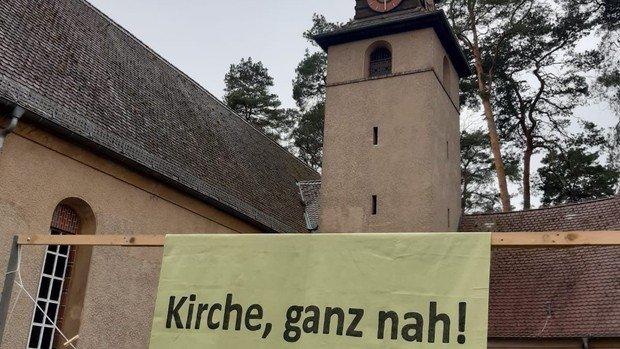 Ev. Kirchengemeinde Konradshöhe-Tegelort:  Wir sind weiter für Sie da!