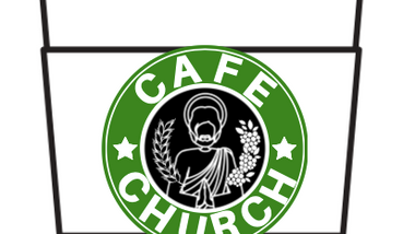 Café Church from the comfort of your armchair!