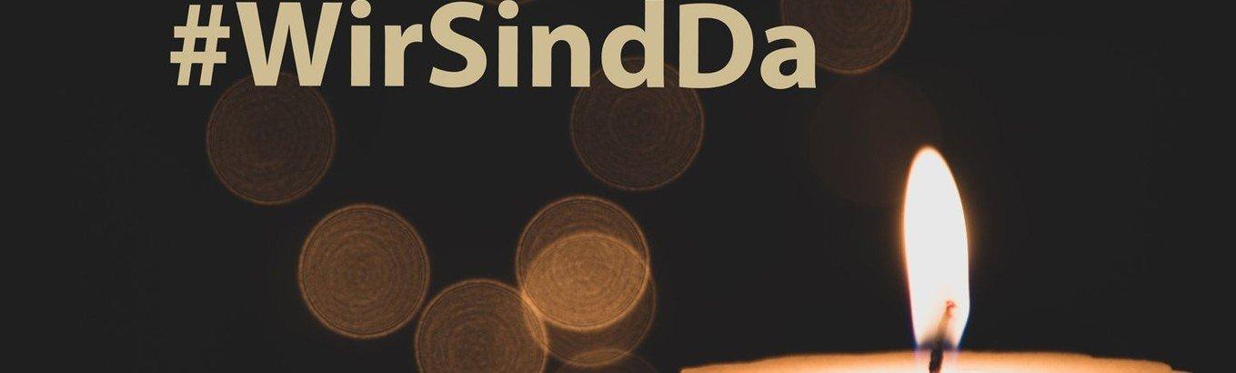 #WirSindDa - Digitale Kirche in Spandau