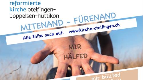 MITENAND - FÜRENAND