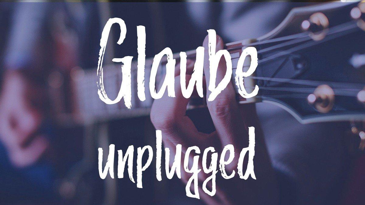 """Glaube """"unplugged"""" - Andachten in Zeiten der Krise: Folge 3 inside"""
