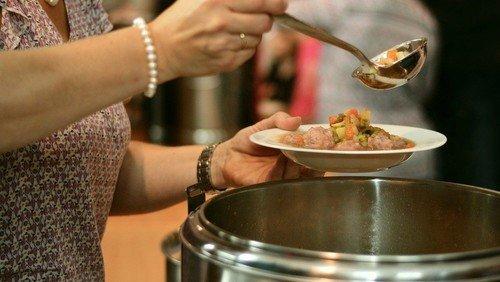 Eine stärkende Suppe - Liebe in Zeiten von Corona