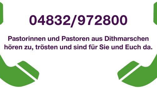 Kirchenkreis richtet Seelsorge-Hotline ein