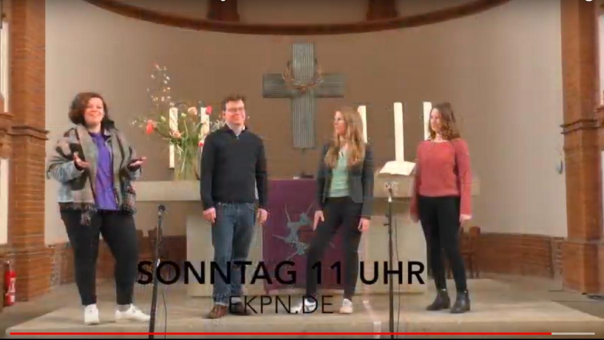 Gottesdienst am Frühstückstisch - weiter geht's! | Prenzlauer Berg Nord