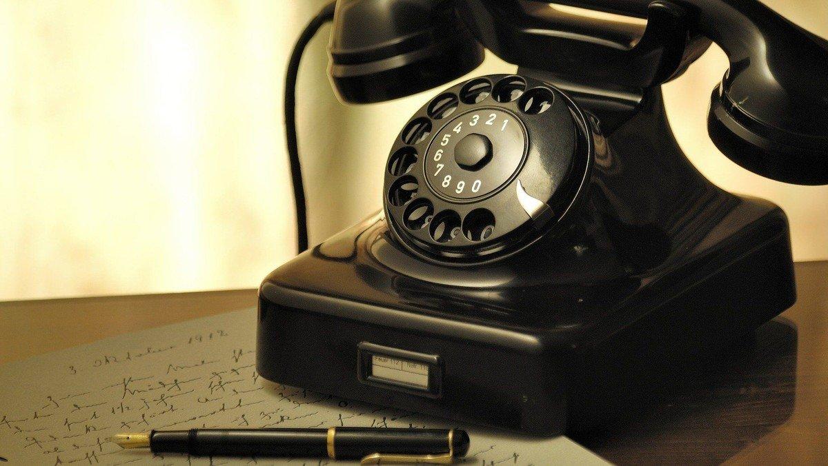 Texte vom Anrufbeantworter