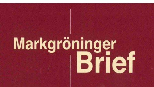 Markgröninger Brief 180 - Dezember 2016