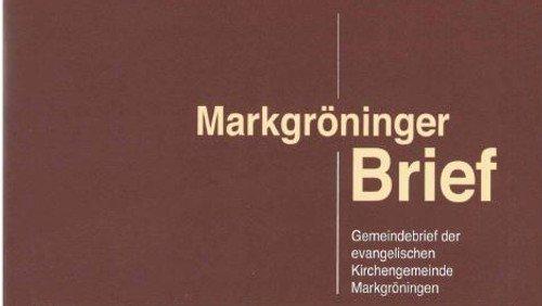 Markgröninger Brief 181 - April 2017
