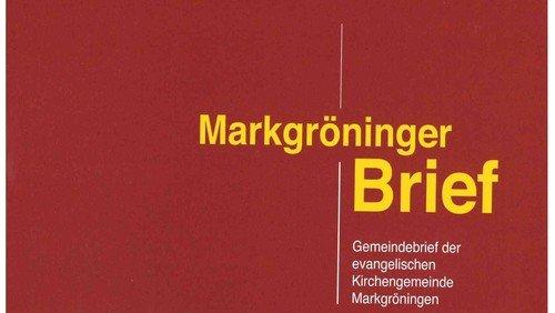 Markgröninger Brief 182 - Juli 2017