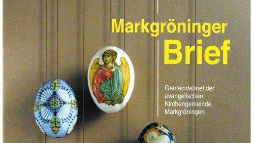 Markgröninger Brief 184 - April 2018