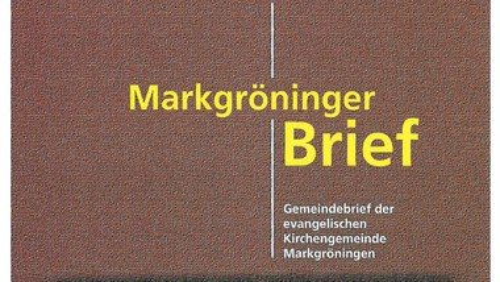 Markgröninger Brief 189 - Dezember 2019