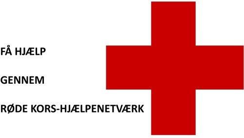 Få hjælp gennem Røde kors-hjælpenetværk
