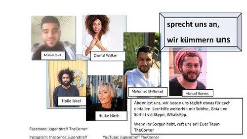 "KEINE REDE VON ""SOCIAL DISTANCING"" - Heike Hirth über den Jugendclub ""The Corner"""