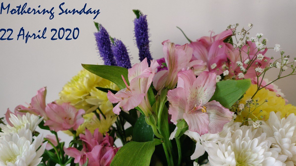 A eucharist for Mothering Sunday