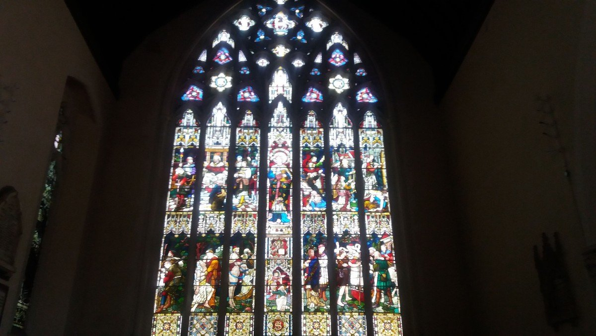 Service Sheet and Sermon Sunday 29th March 2020