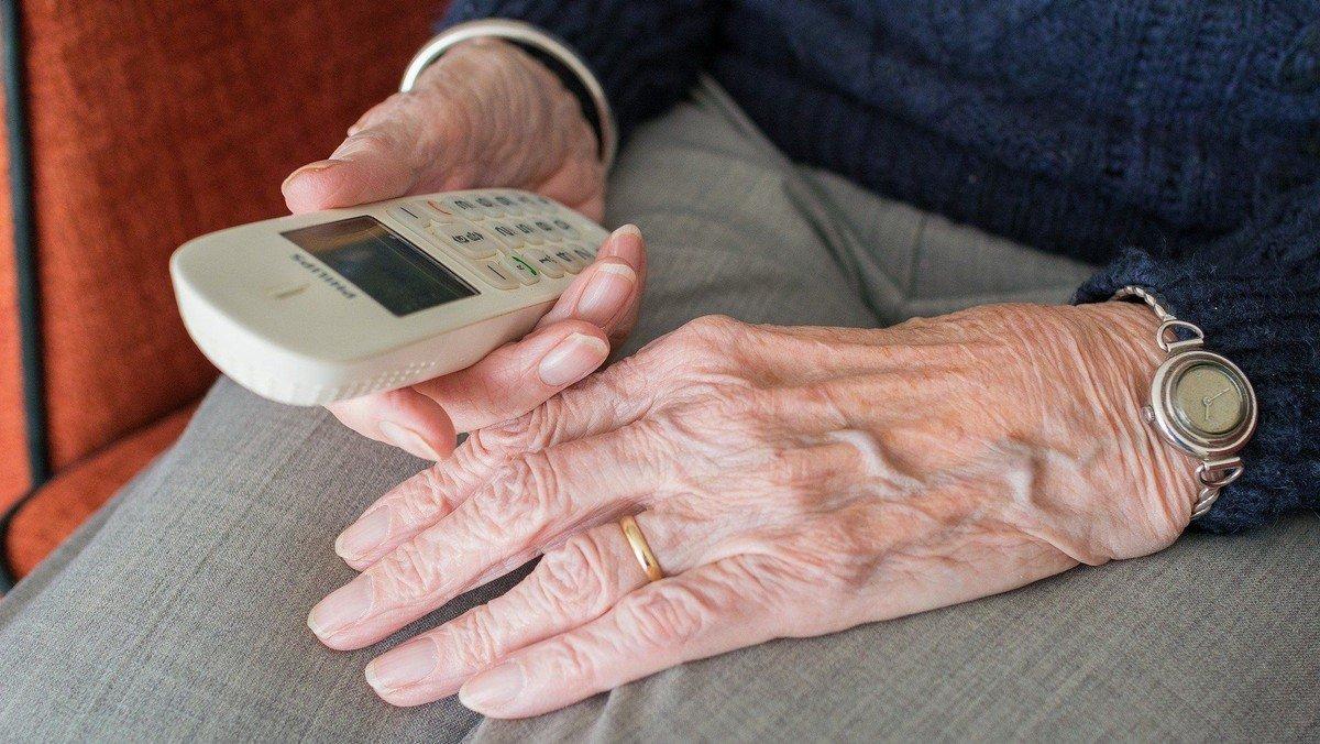 Hilfsangebote für Senioren
