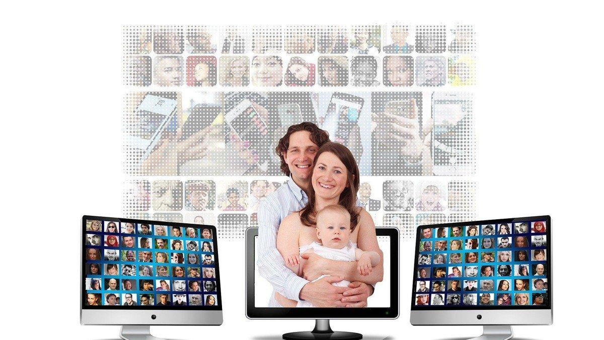 Online-Treffen für Eltern und für Eltern-Kind-Gruppen