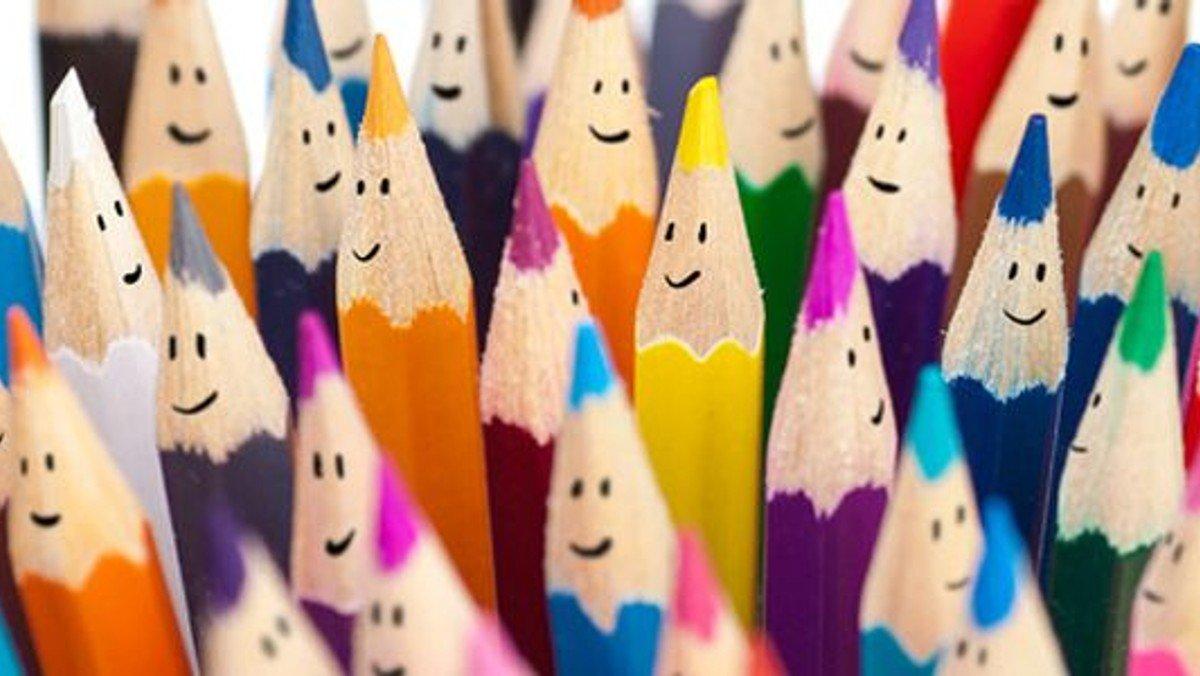 Liebe hat viele Farben