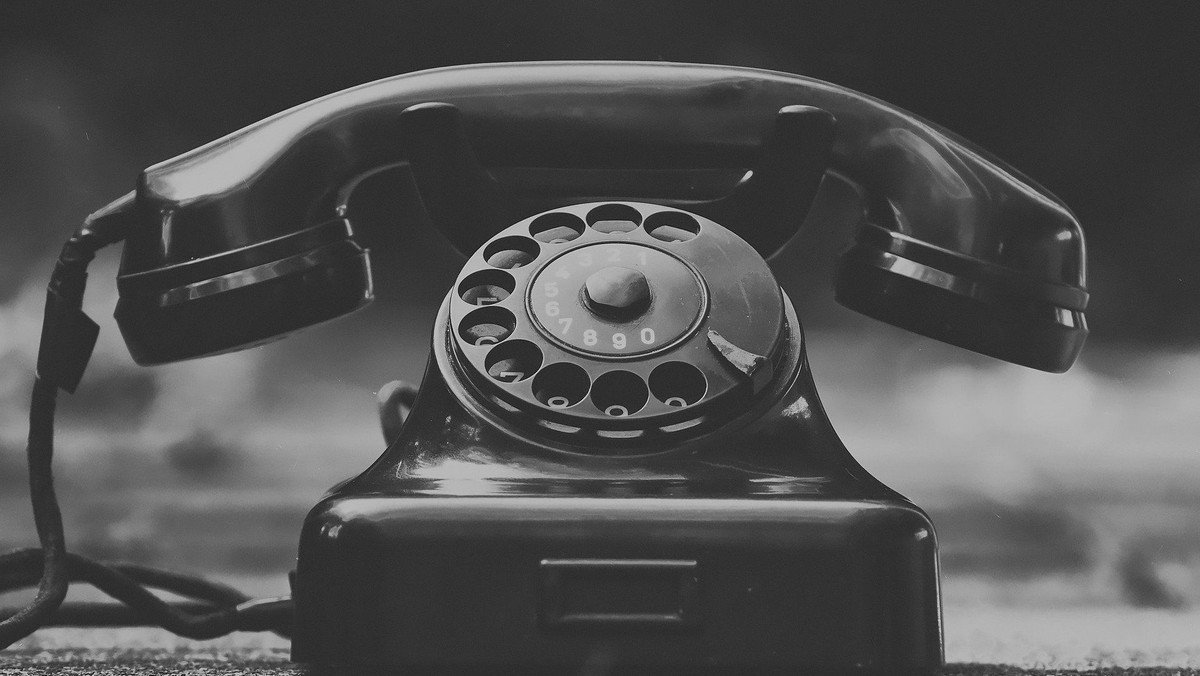 Telefonandacht
