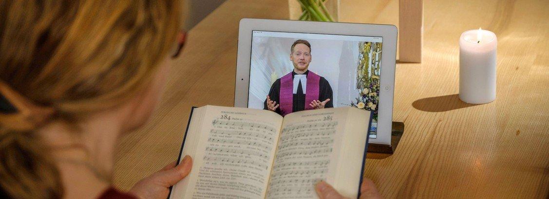 Hörgottesdienst für den kommenden Sonntag