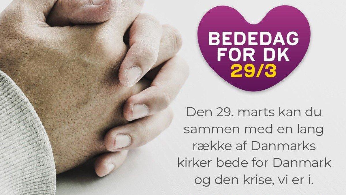 National bededag for Danmark - og resten af verden