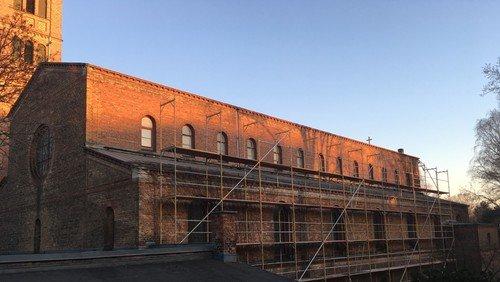 Sanierungsmaßnahmen an der St. Jacobi-Kirche