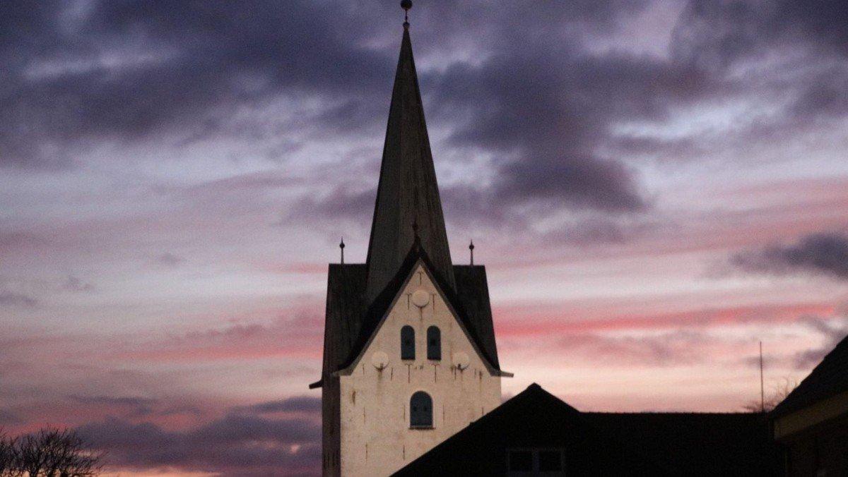 Fyraftensgudstjeneste den 25. marts ved Mette Hvid-Olsen
