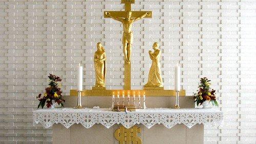 Gudstjeneste Maria bebudelsesdag
