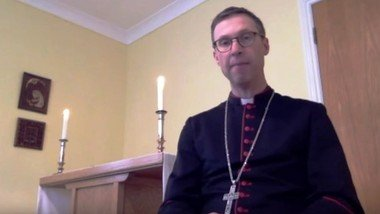 Service for Sunday, 29 March 2020, led by Rt Revd Philip North, Bishop of Burnley