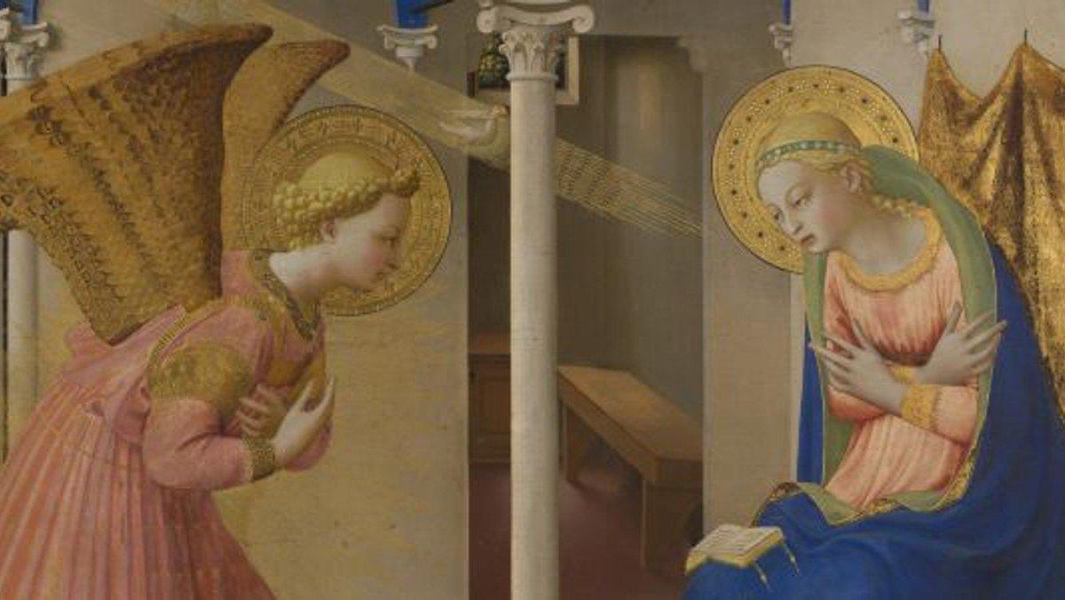 Mariæ bebudelses dag