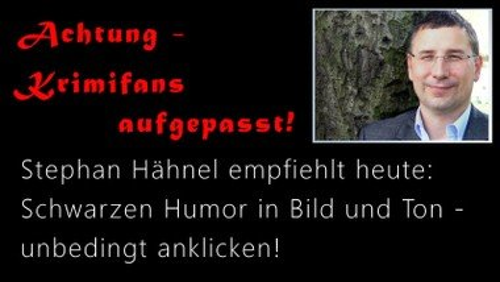 Stephan Hähnels Mordsgeschichten auf YouTube