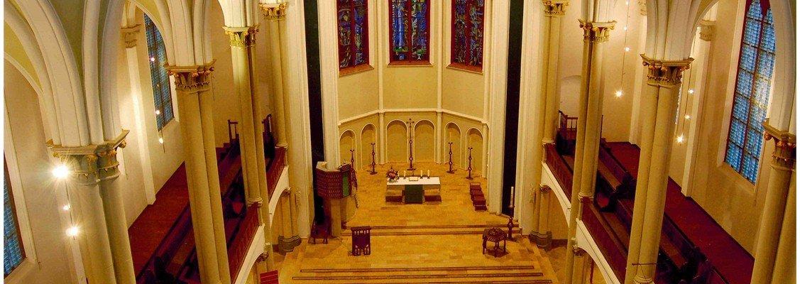 Ab Palmsonntag: Offene Kirche täglich von 15-17 Uhr