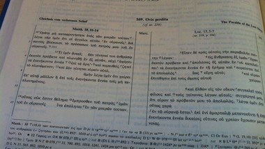 Week 2:  What is the difference between different translations of the Bible?